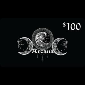 $100 Arcana Gift Card