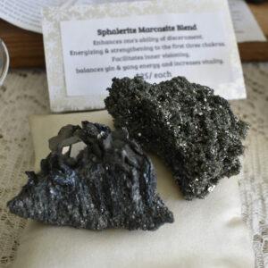 Sphalerite Marcasite Blend