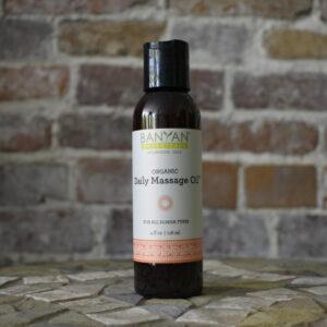 Daily Massage Oil by Banyan Botanicals