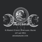 Arcana: Shop. Bodywork. Yoga.